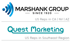 New US Reps: Marshank Group and Quest Marketing