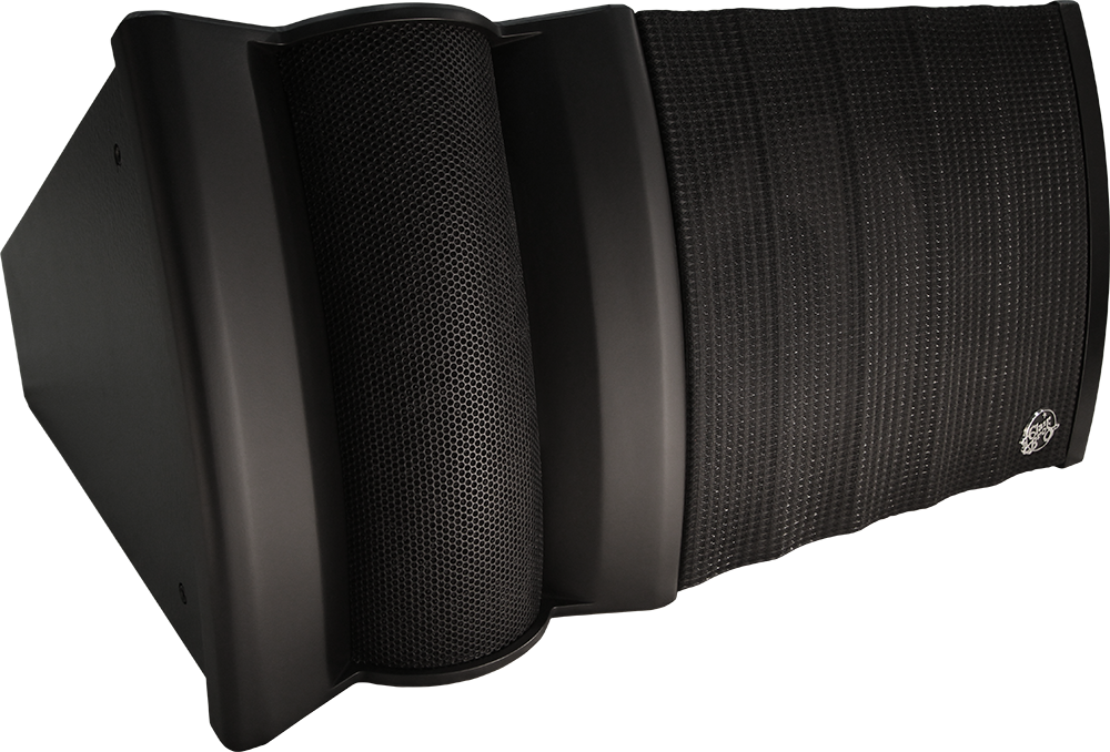 CAT115 Curved Line Array