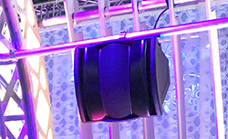 new clair brothers 10spot loudspeaker launch at prolight and sound 2018